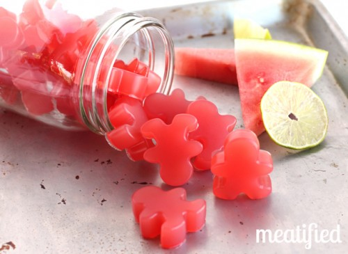 Sour Watermelon Gummies | Meatified