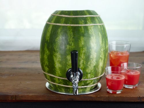 Watermelon Keg | National Watermelon Promotion Board