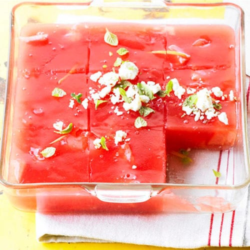 Watermelon Salad | Better Homes and Gardens
