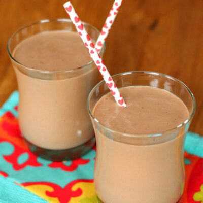 Dark Chocolate Protein Smoothie Recipe With Incognito Avocado