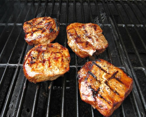Grilled Pork Marinade | Love to Be in the Kitchen