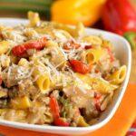 Snakebite Sausage and Pasta Recipe