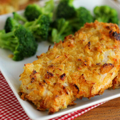 Sour Cream and Onion Potato Chip Chicken