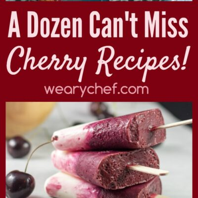 12 Irresistible Cherry Recipes