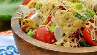 Mexican Ranch Chicken Salad | The Seasoned Mom