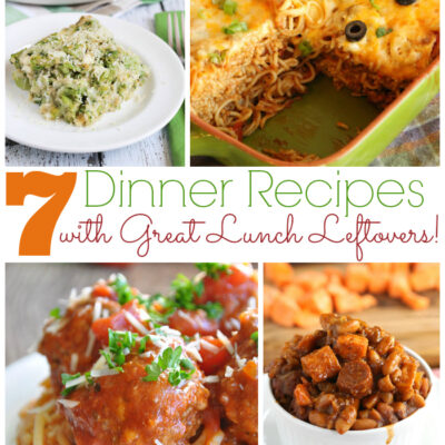 7 Dinner Recipes with Great Lunch Leftovers for Dixie Quicktakes