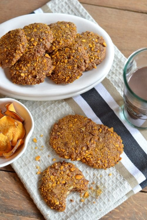 Sweet Potato Chip Cookies | Kitchen Tested