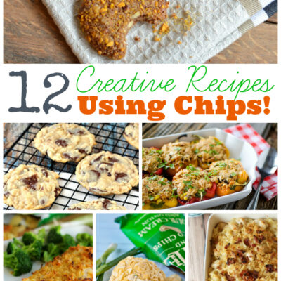 12 Creative Recipes Using Chips