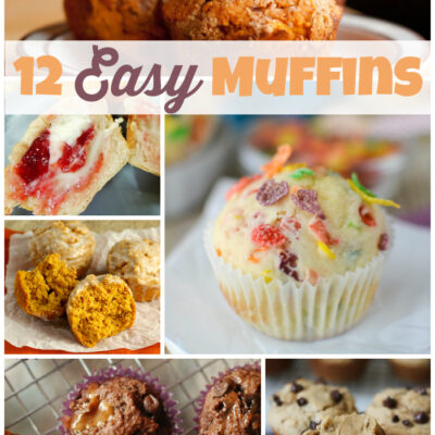 12 Easy Muffin Recipes for Breakfast