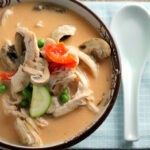 Coconut Chicken Thai Soup