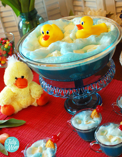 Ducky Punch   Tidy Mom