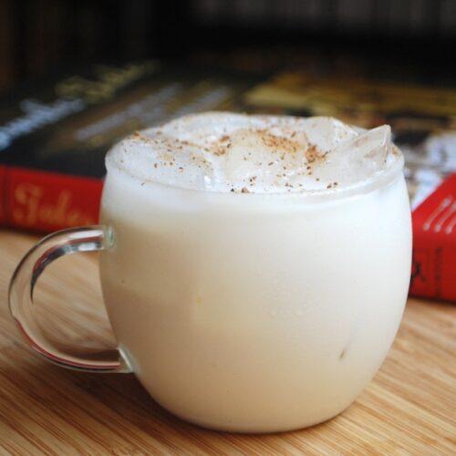New Orleans Brandy Milk Punch | Always Order Dessert