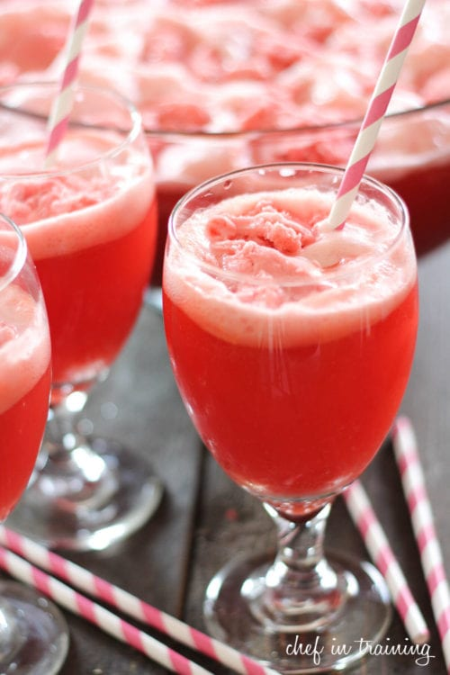 10 Party Punch Recipes Perfect For Celebrating The Weary Chef