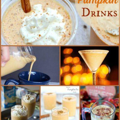 8 Pumpkin Drinks That Taste Like Fall