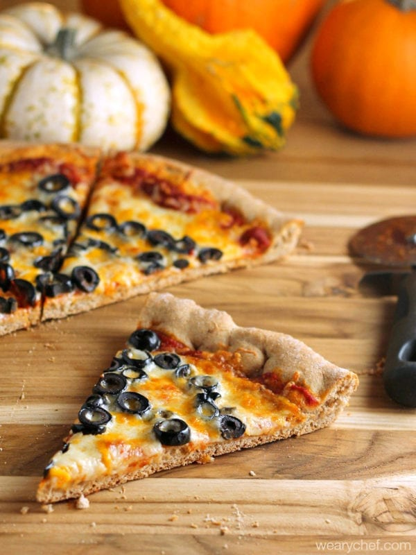 30-Minute Homemade Pizza - No rise time required!