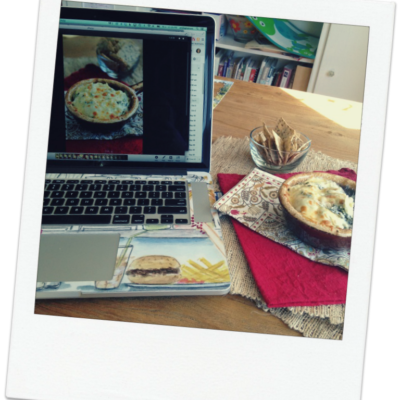 A Day in the Life of The Weary Chef: A Food Blogger Behind the Scenes!