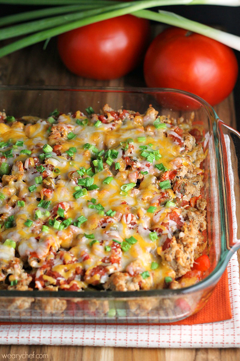 Layered mexican barley casserole the weary chef mexican barley casserole barley gets a chance to shine in this fun and tasty dinner forumfinder Images