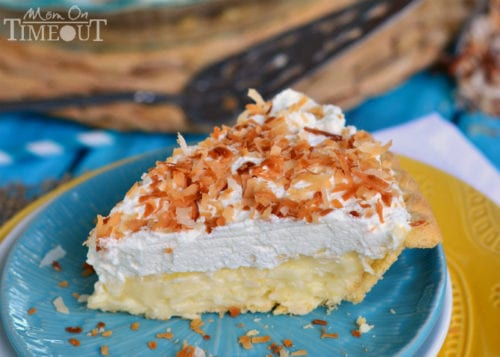 Best Coconut Cream Pie | Mom on Timeout