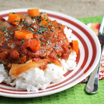 Easy Swiss Steak: A Hearty Cube Steak Recipe