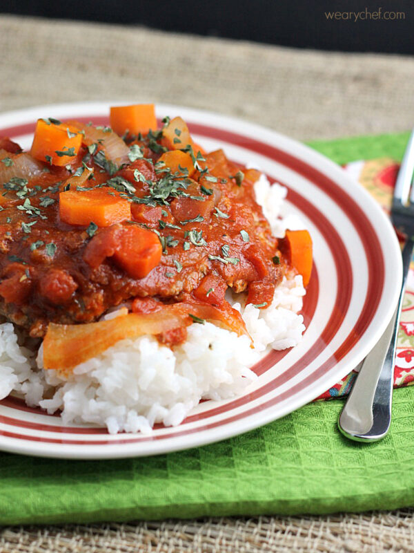 Easy Swiss Steak: A Hearty Cube Steak Recipe - The Weary Chef