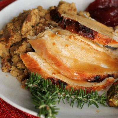 How to Cook Frozen Turkey Without Thawing!