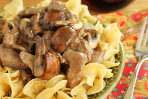 Cooking with Kids: Skillet Steak and Mushrooms