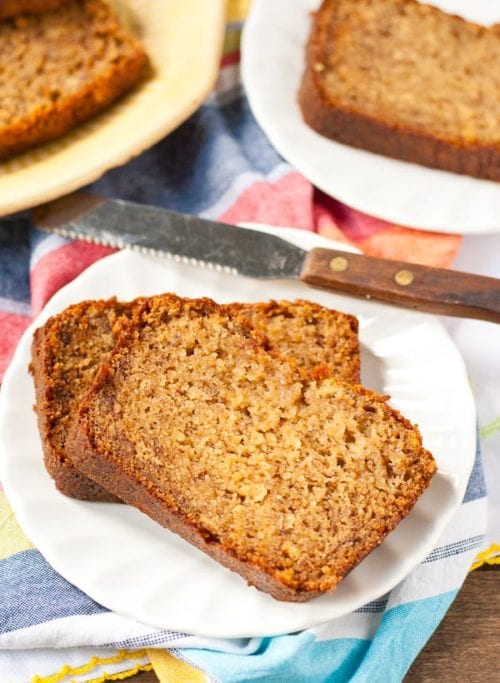 The Best Sour Cream Banana Bread - NeighborFood