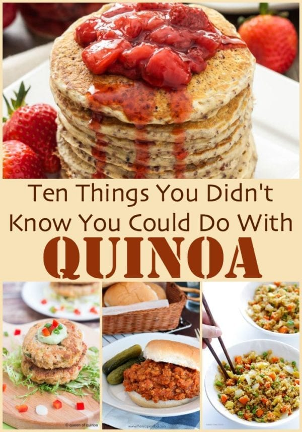 10 Creative Quinoa Recipes