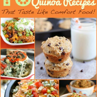 Ten Healthy Quinoa Recipes That Taste Like Comfort Food