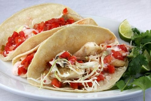 Fast Fish Tacos | Recipe Girl