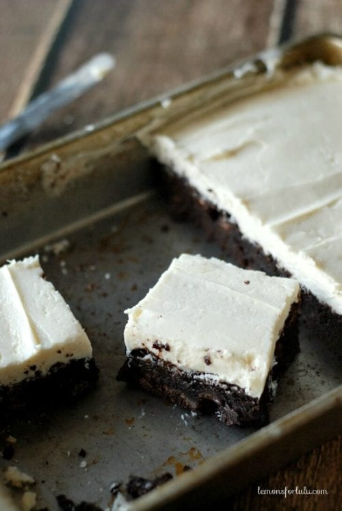 Thirty Decadently Delicious Brownie Recipes - The Weary Chef