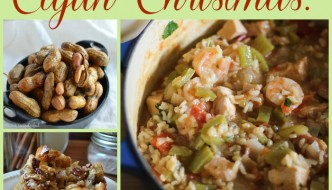 Treat yourself to a Cajun Christmas Dinner this year! Find appetizer, main dish, side, and dessert recipes just right for any occasion!