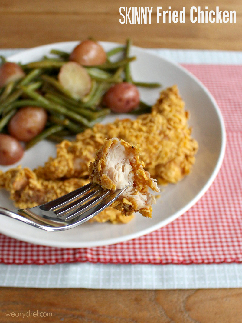Cornflake chicken tenders the weary chef forumfinder Choice Image