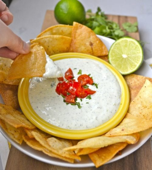 Jalapeno Ranch Dip by Maebells