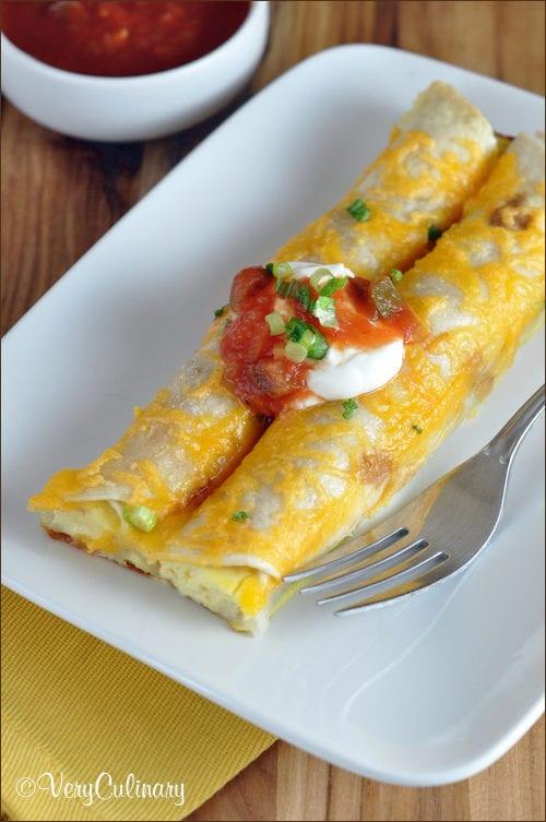 Make-Ahead-Breakfast-Enchiladas   Very Culinary