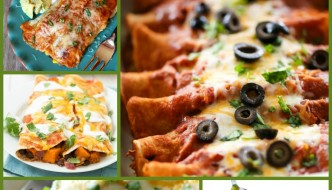 There's something for everyone in this list of 10 Favorite Enchilada Recipes. Find seafood, vegetarian, breakfast, and more!
