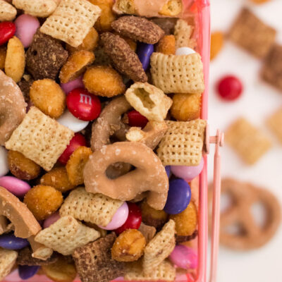 Gluten-Free Holiday Snack Mix