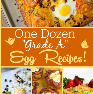 A Dozen Grade-A Egg Recipes