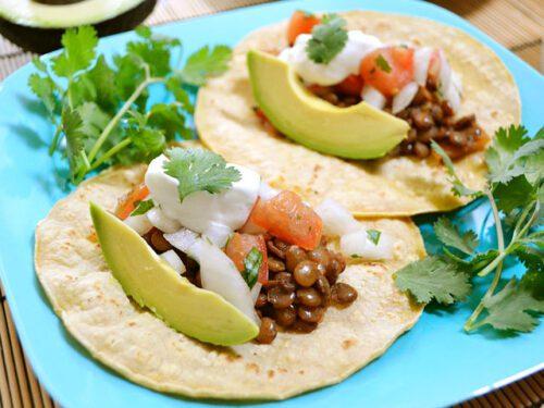 Lentil Tacos by Budget Bytes