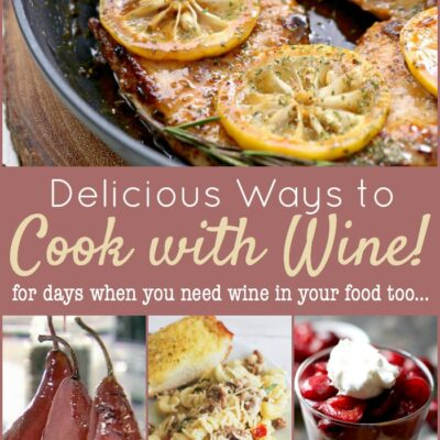 Delicious Ways to Cook with Wine