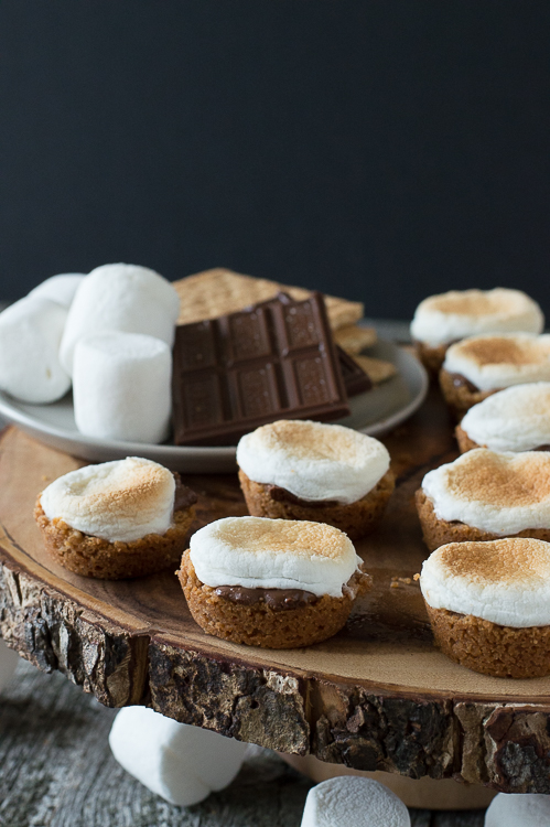 S'mores Bites - The First Year Blog