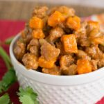 Sausage and Sweet Potato Chili