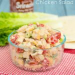 Sriracha Ranch Chicken Salad