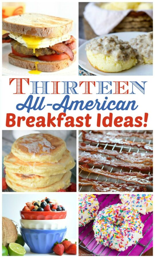 You don't need to go to a diner to enjoy an all-American breakfast thanks to this collection of great recipes