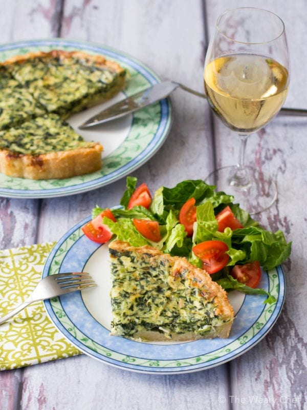 Find this Spinach Artichoke Florentine Quiche by @LaTerraFina at your grocery store!