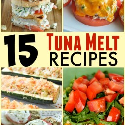 15 Tuna Melt Recipes