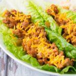 BBQ Turkey Lettuce Wraps