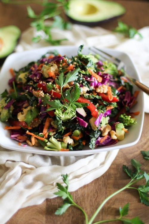 Ultimate Detox Salad by The Roasted Root