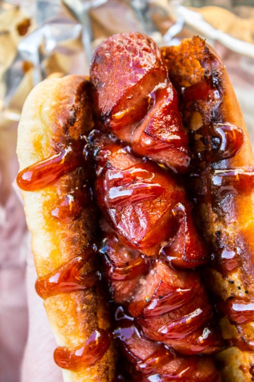 """""""The Best Hot Dog You Will Ever Eat"""" by The Food Charlatan"""