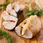 Stuffed Grilled Pork Loin